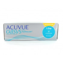 Acuvue Oasys 1 Day with HydraLuxe for Astigmatism, 30er Box (+/- 0,0 bis - 6,0)
