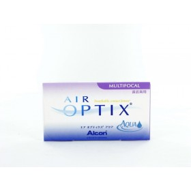 Air Optix Aqua Multifocal, 6er Box