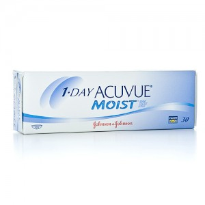 1 Day Acuvue Moist, 30er Box