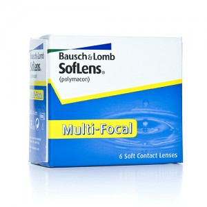 Soflens Multifocal, 6er Box