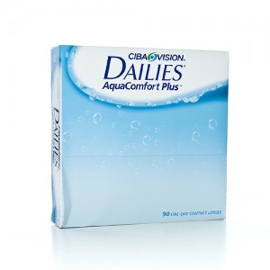 Dailies Aqua Comfort Plus, 90er Box