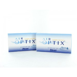 Air Optix Aqua, 2x 6er Box