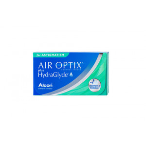 Air Optix plus HydraGlyde for Astigmatism, 6er Box