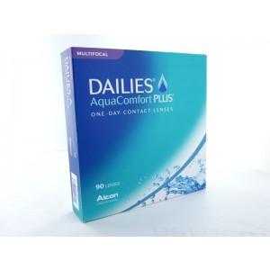 Dailies Aqua Comfort Plus Multifocal, 90er Box