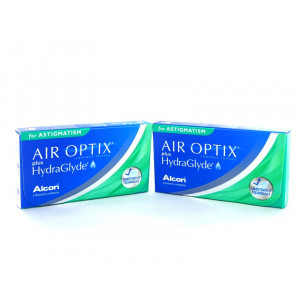 Air Optix Hydraglyde for Astigmatism, 2x 6er Box
