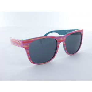 Paul Frank - KIDS - Gamma Ray - Pink Striped/Tortoise