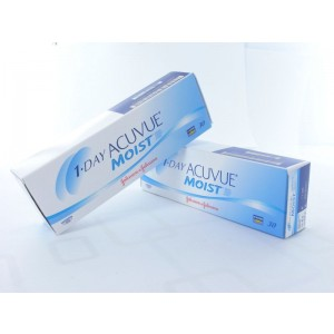 1 Day Acuvue Moist, 2x 30er Box