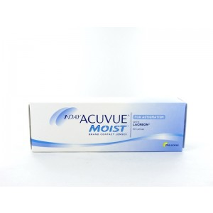 1 Day Acuvue  Moist for Astigmatism, 30er Box