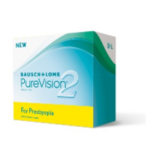 Pure Vision 2 for Presbyopia, 6er Box
