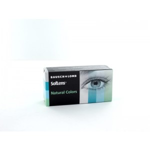 Soflens Natural Colors, 2er Box