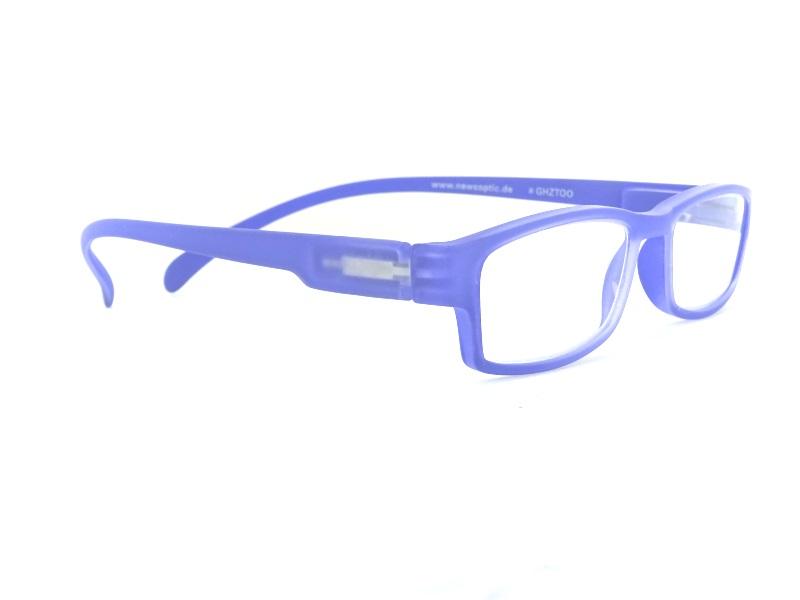 Klammeraffe NO 01 Blue +1.0 Lesebrille