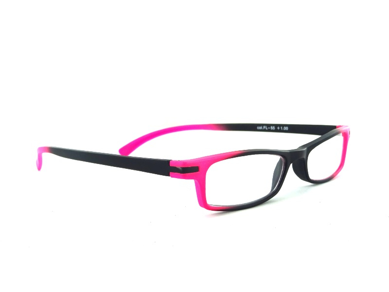 No look and see 9211 FL-55 +1.0 Lesebrille