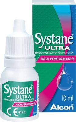 No Systane Ultra Benetzungstropfen 10 ml- Flasche